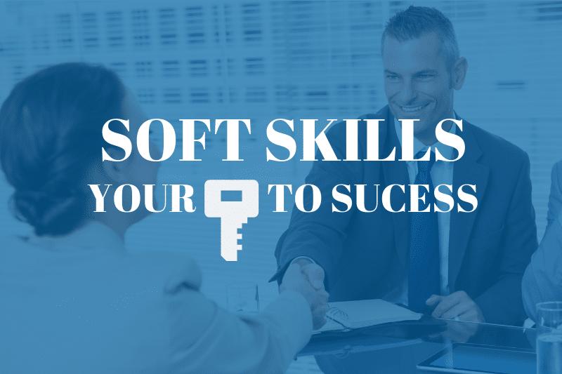 Soft skills blog banner