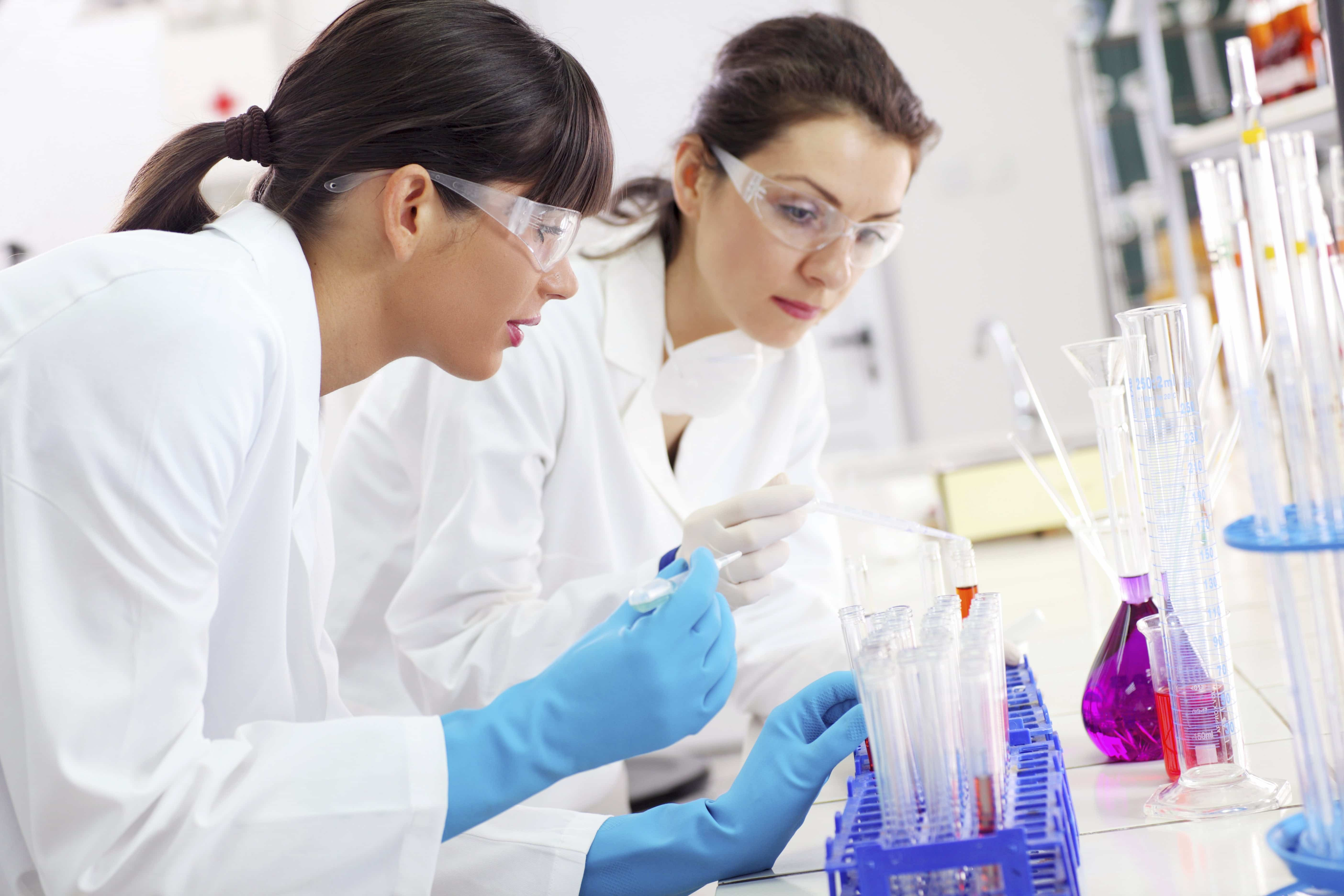 Medical Lab Professionals