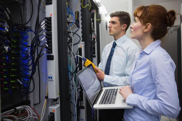 Computer networking career