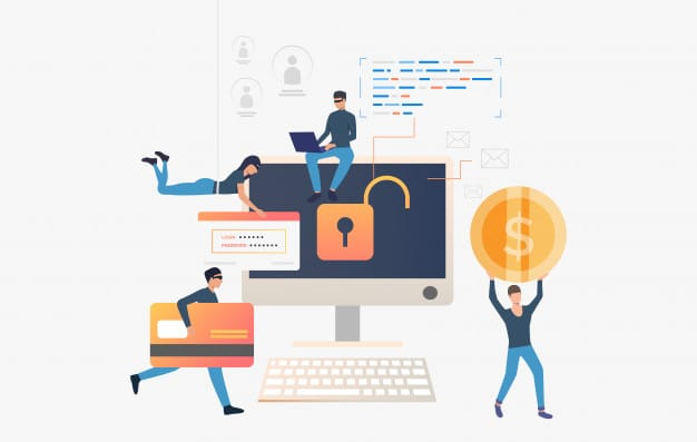 cybersecurity graphics