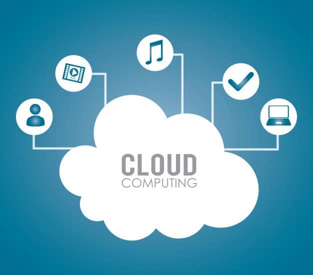 Cloud Computing Career Graphic